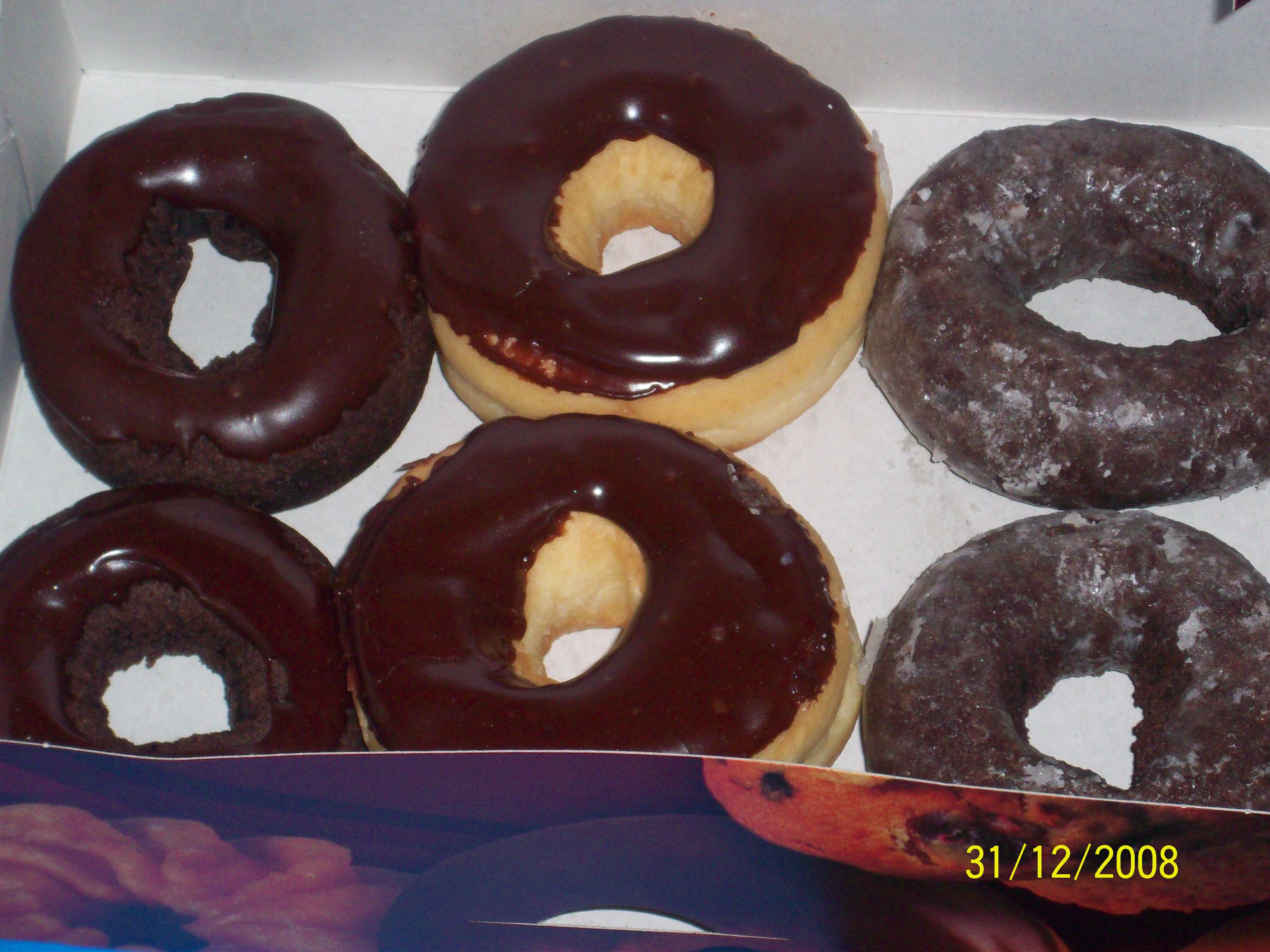 cutie • 2009-01-01 • Tim_Hortons_Assorted_Donuts