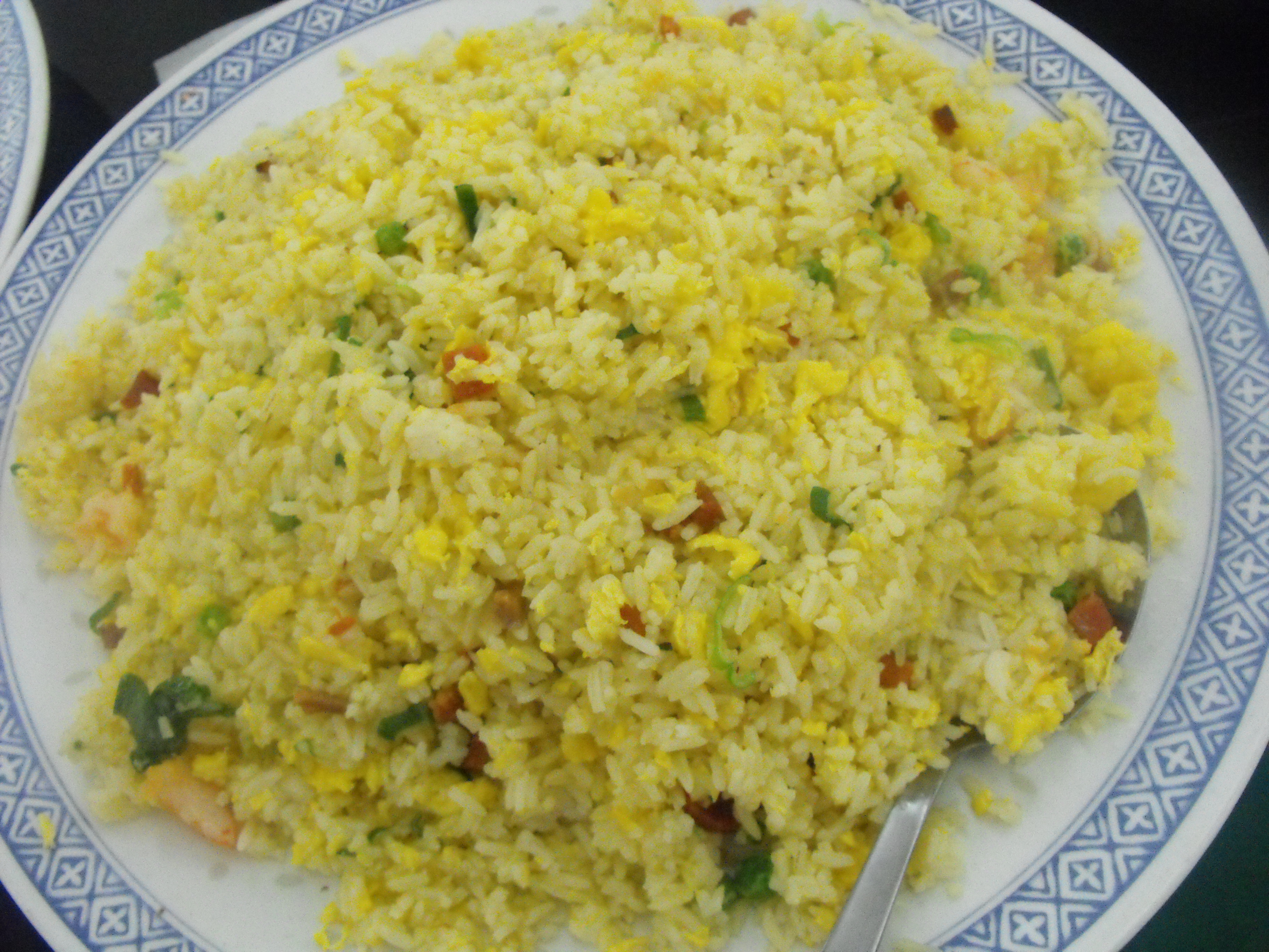 cutie • 2009-03-15 • Yang Chow Rice