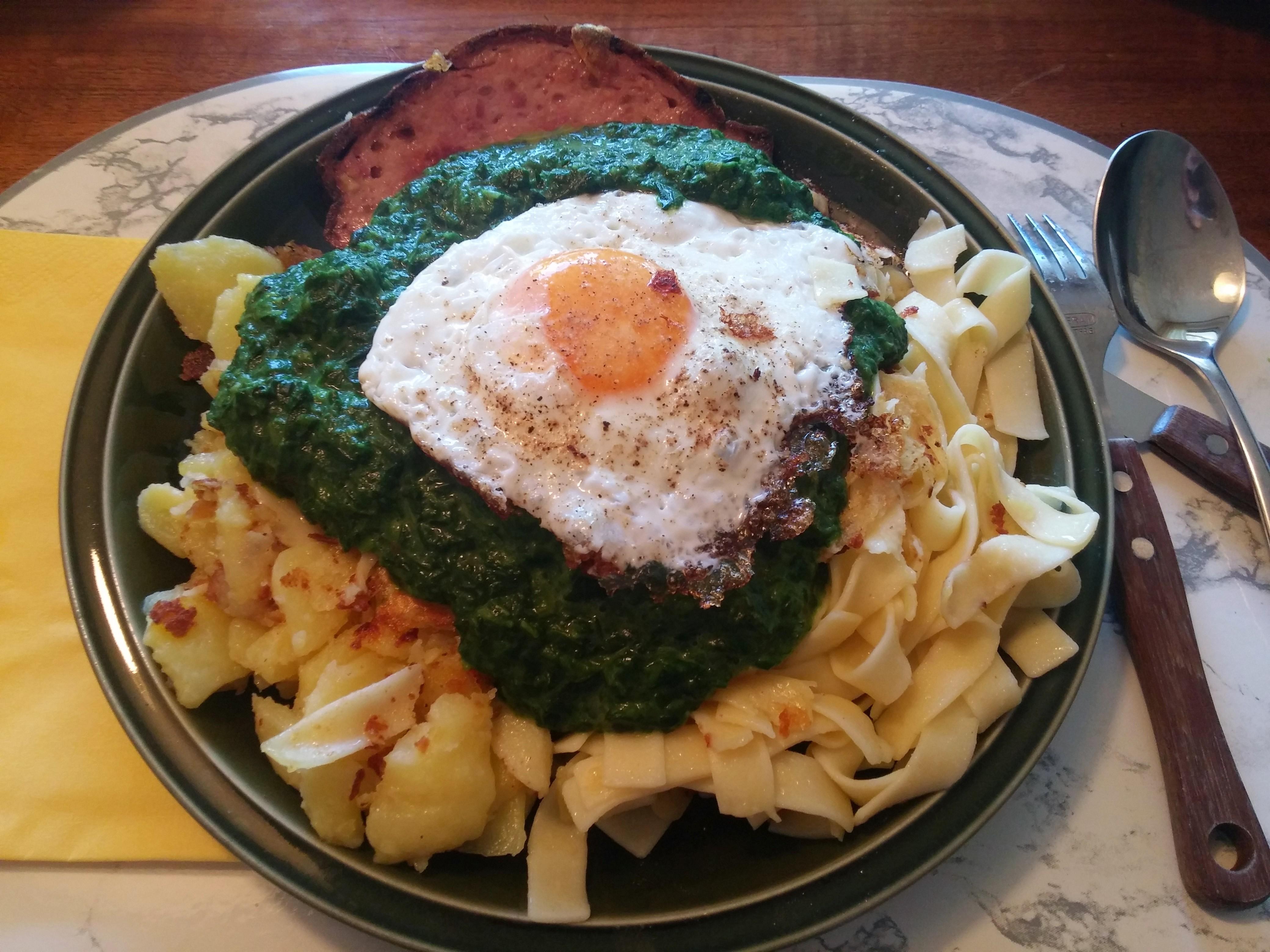 https://foodloader.net/nico_2015-08-05_fleischkaese-spinat-nudeln-bratkartoffeln-spiegelei.jpg