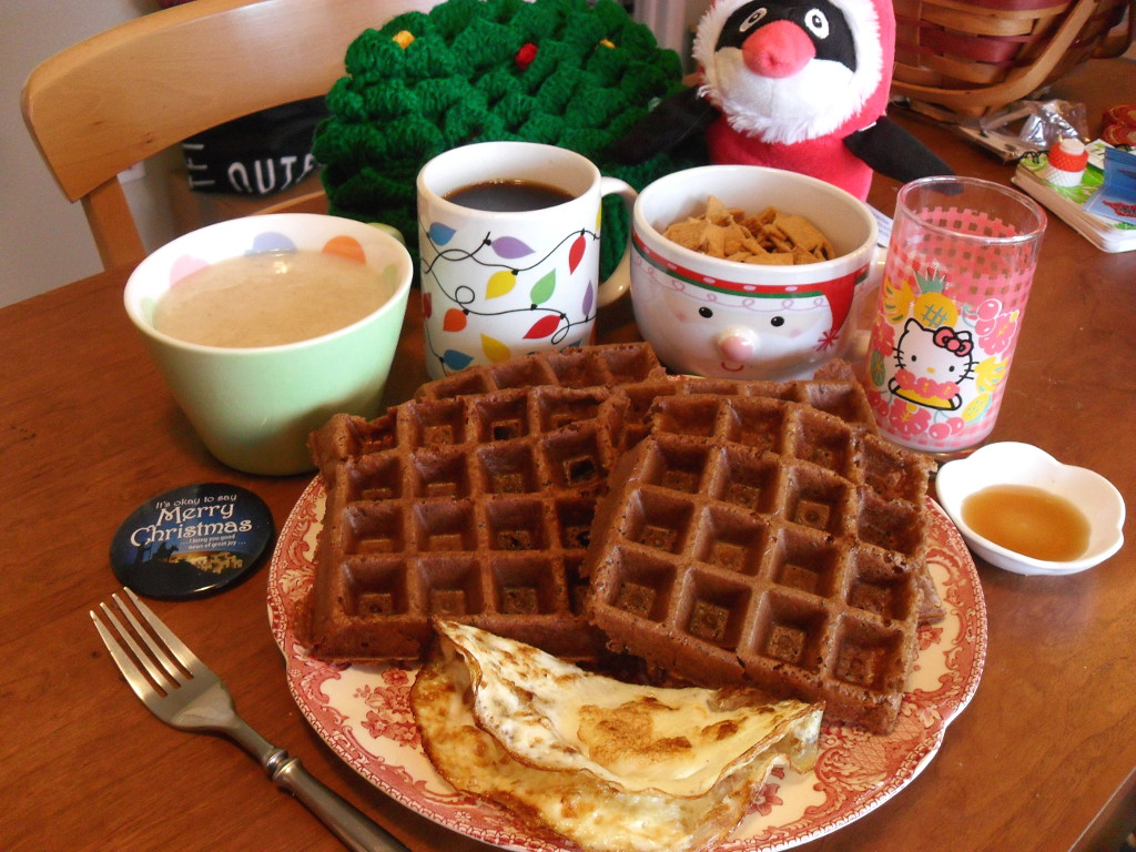 https://foodloader.net/sweetie_2013-12-25_MERRY_XMAS__oatmeal__coffee__golden_grahams__milk__chocolate_waffles__eggs.jpg