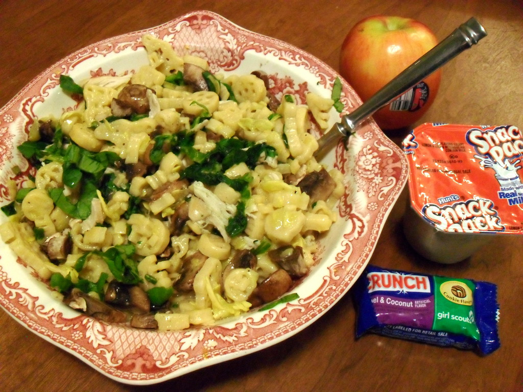 https://foodloader.net/sweetie_2014-01-05_mac_and_cheese__squash__spinach__mushrooms__chicken__apple__tapioca__candy.jpg